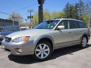 2007 Subaru Outback 2.5 I~87KMS~PANOROOF~AWD~AUTO~LOW KMS !!