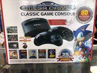 Sega mega drive classic console