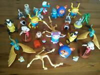 Children figure toys bundle job lot