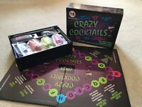 Crazy Cocktail game