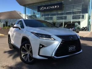 2017 Lexus RX 350 Luxury Pkg Navi Bluetooth Back Up Cam Sunroof