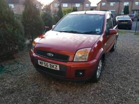 Sales ford fusion 1.6 diesel