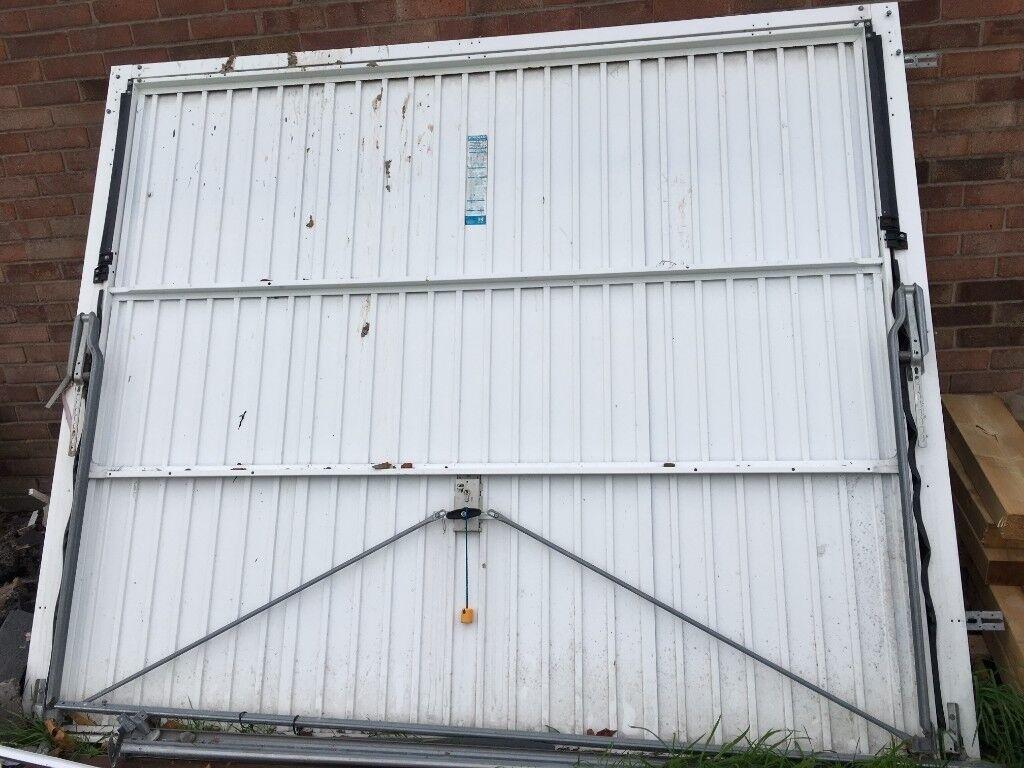 Garage Door Up And Over Type In Preston Lancashire Gumtree