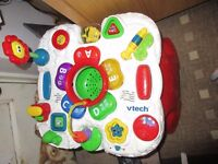 vtech musical and lights play table