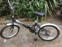 Challenger Folding Bicycle