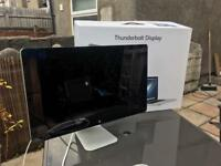 Apple 27 inch Apple monitor. Thunderbolt Display. NO OFFERS.