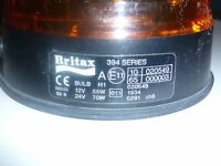 britax recovery beacon 12v or 24v magnetic