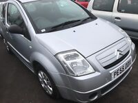 Renault c2 1.1 litre 2005 only £999