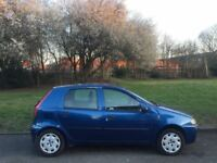 2002 Fiat Punto Hatchback ACTIVE Manual Petrol 1242cc.BRILLIANT DRIVE.LONG MOT.E/W.2 KEYS.GREAT CAR.