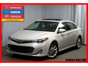 2014 Toyota Avalon LIMITED / TOIT OUVRANT / CUIR / GPS / CAM REC