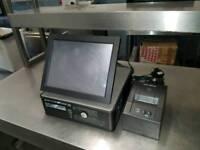 commercial epos till system register till catering equipment