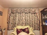 Curtains - cost £1000 bargain at £50
