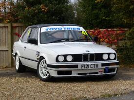 BMW E30 325i Race Track Car