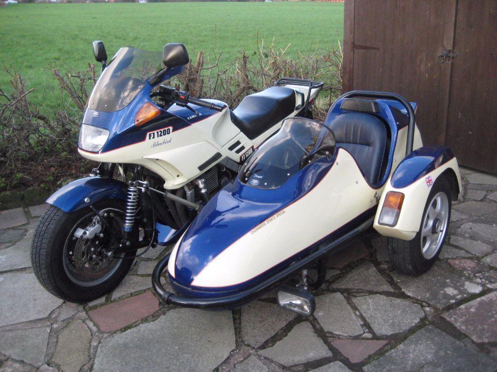 Yamaha Fj1200 Sidecar Outfit In Wirral Merseyside Gumtree