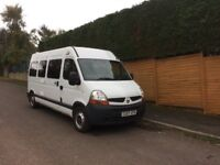 Spacious Renault Master Campervan, 12 months MOT, only two owners, well equipped