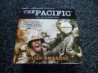 THE PACIFIC ( AUDIO BOOK CD BOXSET )