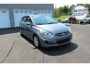 2016 Hyundai Accent LE! A/C! HATCHBACK! WARRANTY!