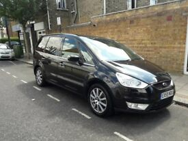 FORD GALAXY GHIA MODEL,TOP OF RANGE,59 PLATE .AUTOMATIC. PCO .UBER READY. 7 SEATER.