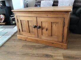 Pine cabinet