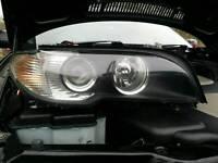 Headlights xenon for Bmw e46 coupe