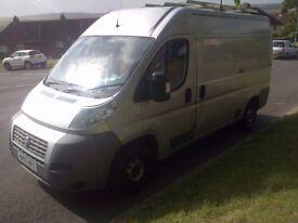 VAN-MAN ENTERPRISE Man and Van services,removals,deliverys etc. in high top van,any job considered
