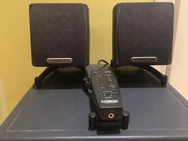 Cambridge Soundworks 2.1 Speaker System