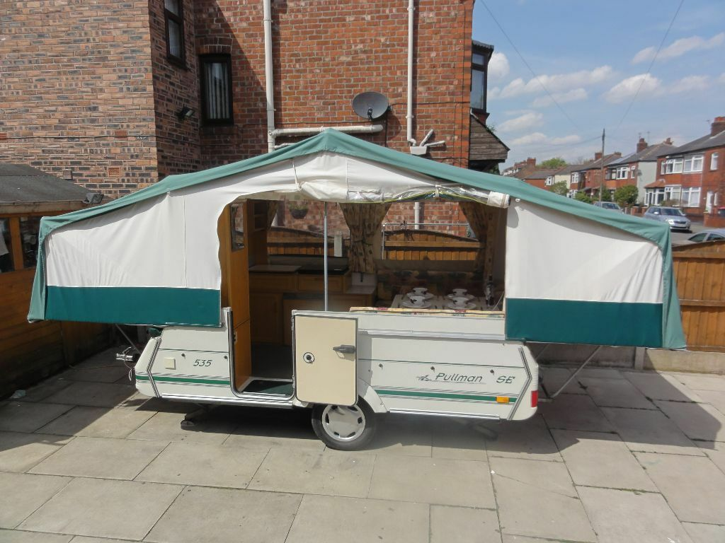 2000 Pennine Pullman Folding CamperTrailer Tent With New  : 86 from www.gumtree.com size 1024 x 768 jpeg 120kB