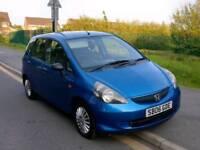 2006 Honda jazz 1.2 petrol 5dr hatchback full year mot bargain price
