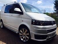 VW Transporter T5 102 2014 electric pack