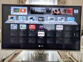 PANASONIC 47 INCHES ALUMINIUM SMART WIFI 3D TV