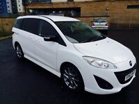 2013 Mazda 5 Venture Edition 2.0 Petrol, 7 seats!6 Speed!! Low Mileage 28600!!!! NEW CAR!!!