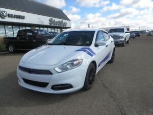 2013 Dodge Dart SE LOW KM'S! MANUAL TRANSMISSION!!