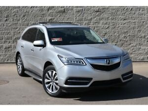 2014 Acura MDX AWD Tech | Navigation | DVD | Two Sets of Tires