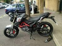 KSR Moto GRS