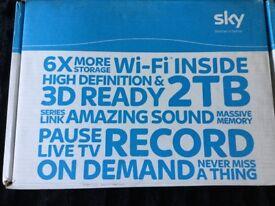 SKY 2TB BUILT IN WIFI HD BOX