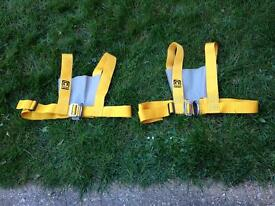 Crewsaver Sovereign Sailing Harnesses. £10 for both. Good condition.