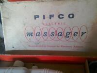Vintage Electric Massager