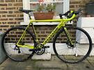 OFFERS - DURA ACE Cannondale CAAD12 stages power meter (RRP £349) hydraulic disc brakes NEW WHEELS