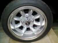 MiniLite Wheels with Tyres 175.50.13