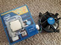 I5 4460 3.2 GHz LGA1150 Full working condition + fan&heatsink original box