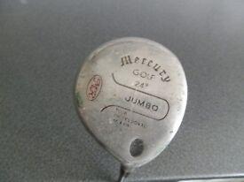 Mercury golf driver