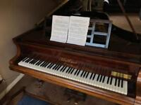 1923 bluther grand piano