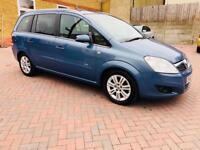 Vauxhall Zafira MPV 2008 1.9 CDTi Blue(ford,fiat,peugeot,renault,kia,mazda,honda)