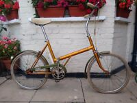 Vintage new Hudson 3 speed bike
