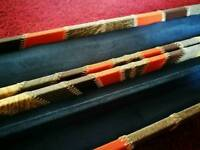 Snooker cue with case *SOLD*