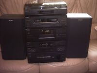 sony Stereo Systems