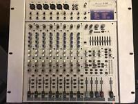 Alto L-12 analogue mixing desk
