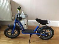 Hudora Cruiser Balance Bike Blue