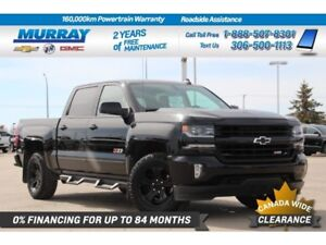 2018 Chevrolet Silverado 1500 LTZ 4WD *REMOTE START,BED LINER,HE