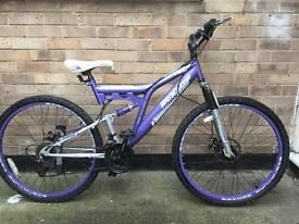 "26"" Dunlop series sport mountain bike"